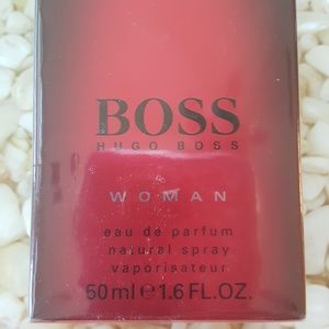 Hugo Boss Makeup - Boss Hugo Boss woman
